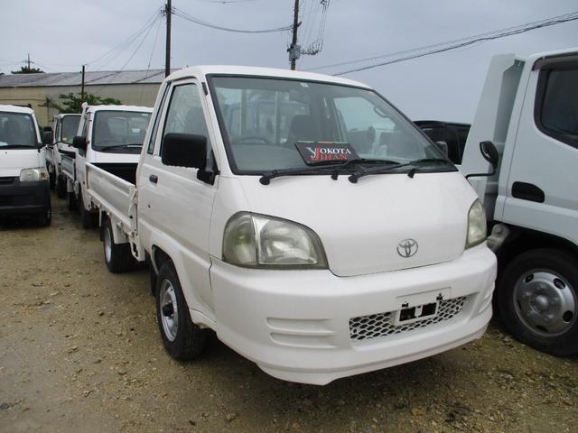 トヨタ ライトエーストラック ジャストローDX750K積載
