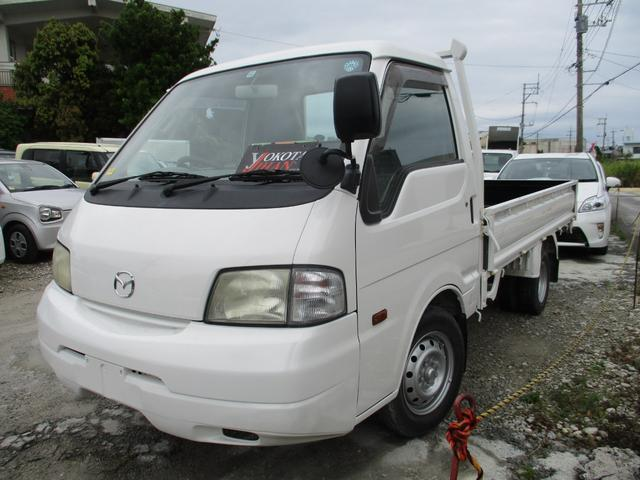 沖縄県の中古車ならボンゴトラック DX1トン積載低床