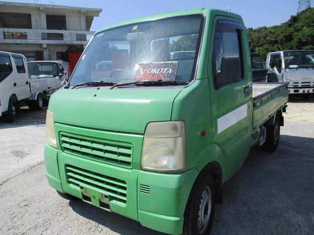 沖縄県の中古車ならキャリイトラック 2WDオートマエアコンパワステ付き