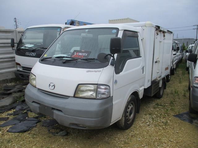 沖縄県中頭郡西原町の中古車ならボンゴトラック 冷凍冷蔵車-30度設定