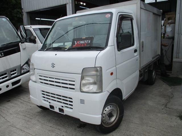 沖縄県の中古車ならキャリイトラック 保冷車