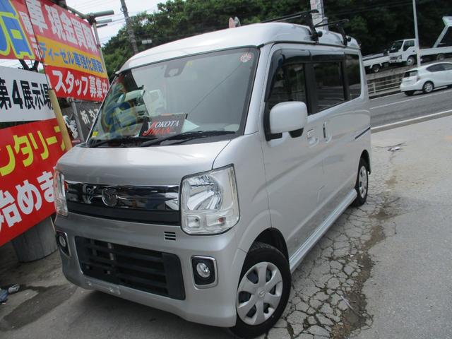 沖縄県の中古車ならスクラムワゴン PXターボ