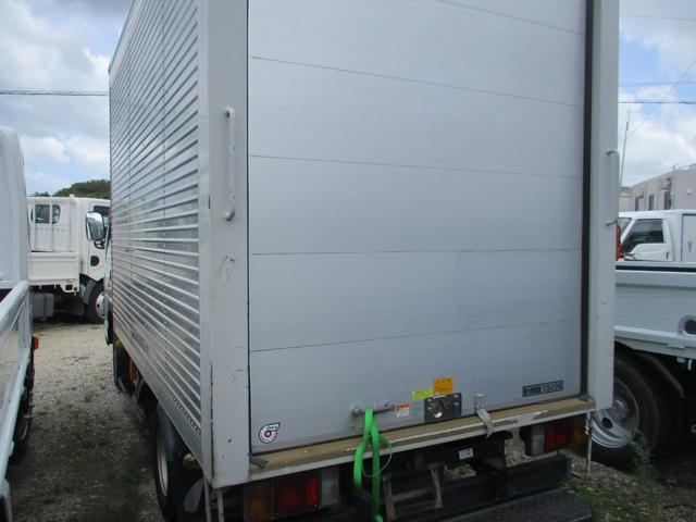 沖縄県中頭郡西原町の中古車ならエルフトラック 1.5tアルミバン