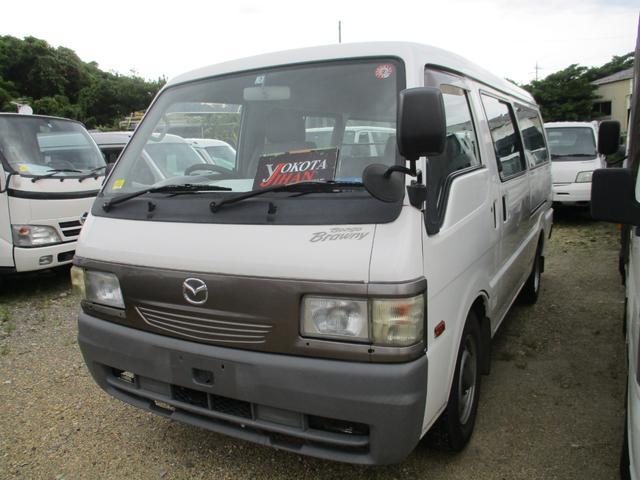 沖縄県の中古車ならブローニィバン ロングDX