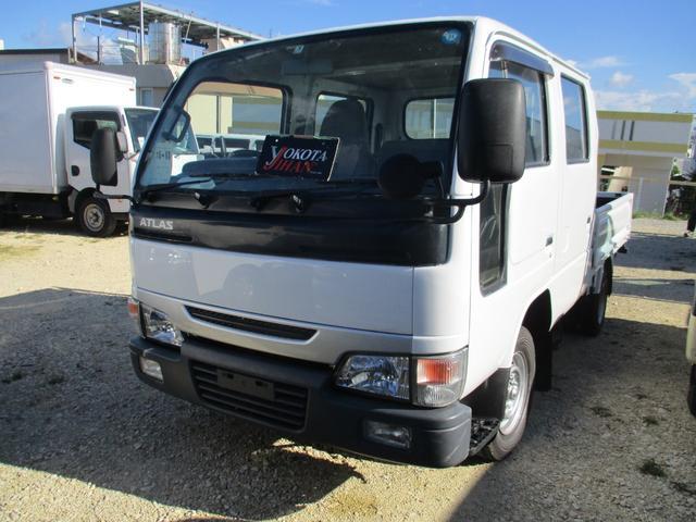 沖縄県の中古車ならアトラストラック Wキャブスーパーロー