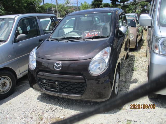 沖縄県の中古車ならキャロルエコ ECO-X