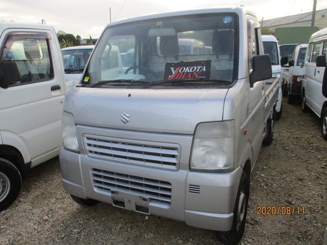 沖縄県の中古車ならキャリイトラック KCパワステ