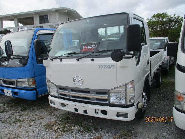 マツダ タイタントラック ベースグレード 1.5トン積載低床
