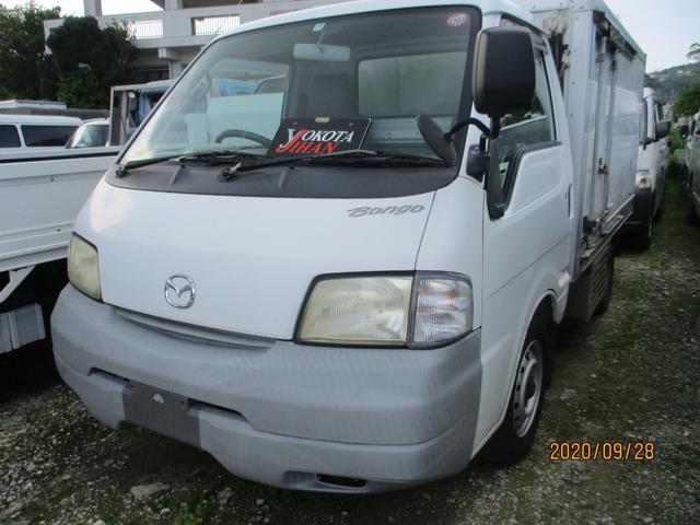 マツダ ボンゴトラック  冷凍冷蔵車-15℃設定