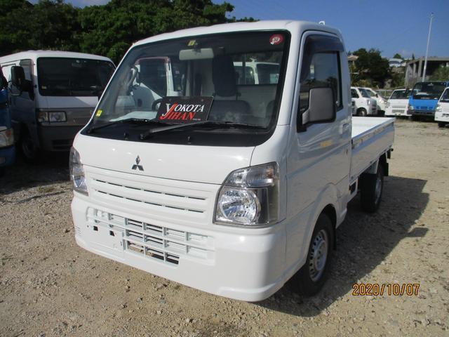 沖縄県中頭郡西原町の中古車ならミニキャブトラック M 4WDエアコンパワステ付き