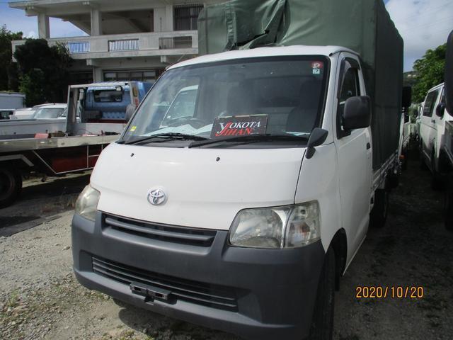 沖縄県の中古車ならライトエーストラック DX ホロ付き