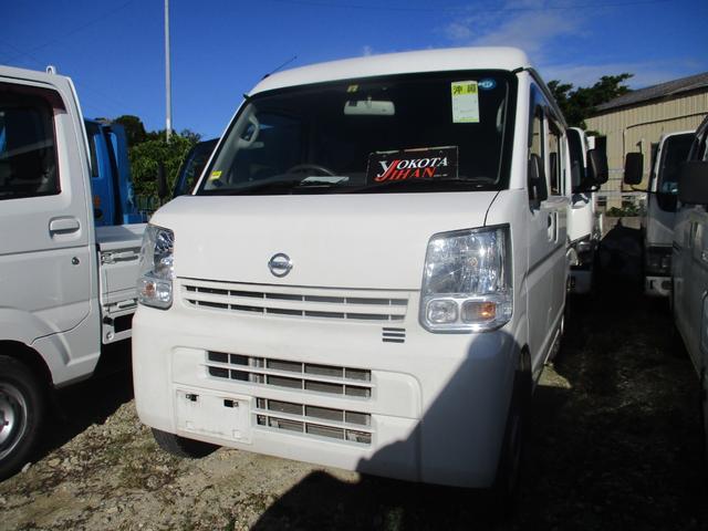 沖縄県中頭郡西原町の中古車ならNV100クリッパーバン DX