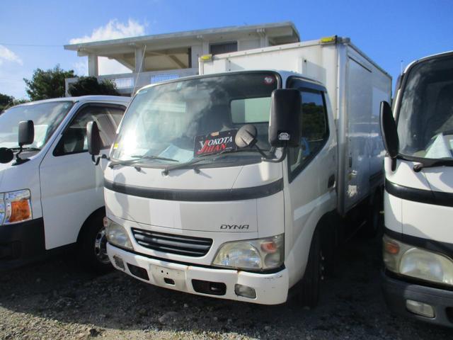 沖縄県の中古車ならダイナトラック  1.4t 冷蔵冷凍車-7℃