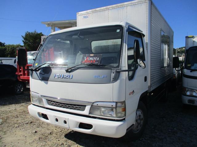 沖縄県中頭郡西原町の中古車ならエルフトラック  2tアルミV
