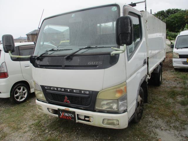 沖縄県中頭郡西原町の中古車ならキャンター ロングDX 1.5トン積載