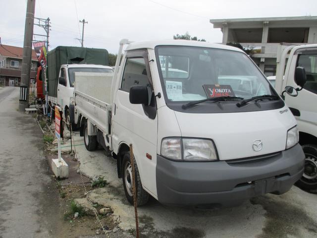 沖縄県の中古車ならボンゴトラック DX 垂直パワーゲート付き