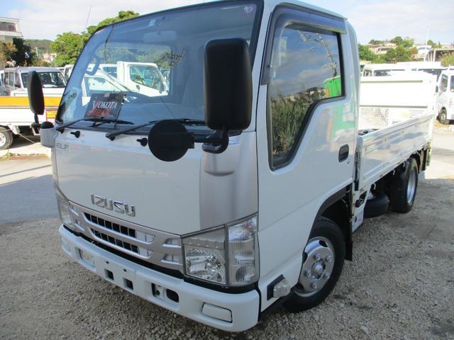 沖縄県の中古車ならエルフトラック  1.5t 平ボディ 垂直PG付