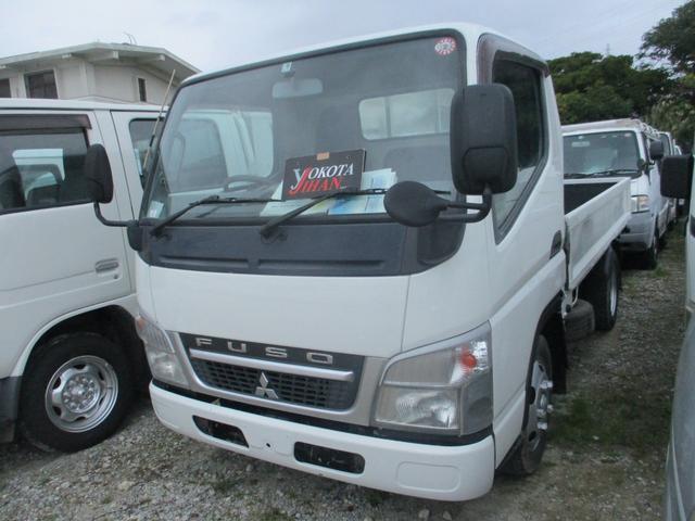沖縄県の中古車ならキャンター  2トン低床