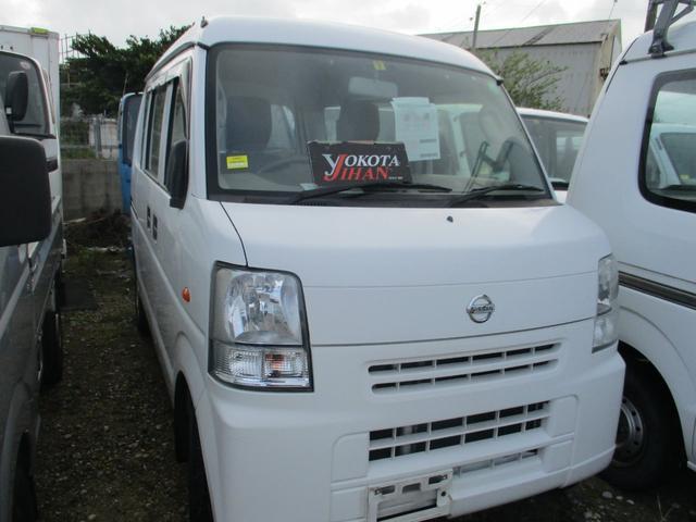 沖縄県中頭郡西原町の中古車ならNV100クリッパーバン