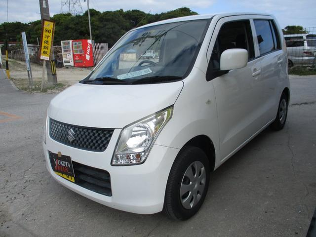 沖縄県の中古車ならワゴンR  車椅子移動車リアシート付電動固定式