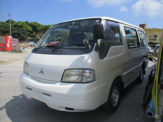 沖縄県の中古車ならデリカバン DX