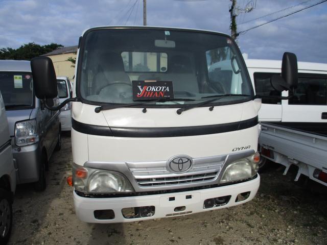 トヨタ ダイナトラック  2t積載