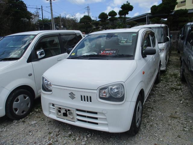 沖縄県中頭郡西原町の中古車ならアルト L レーダーブレーキサポート横滑り防止付き
