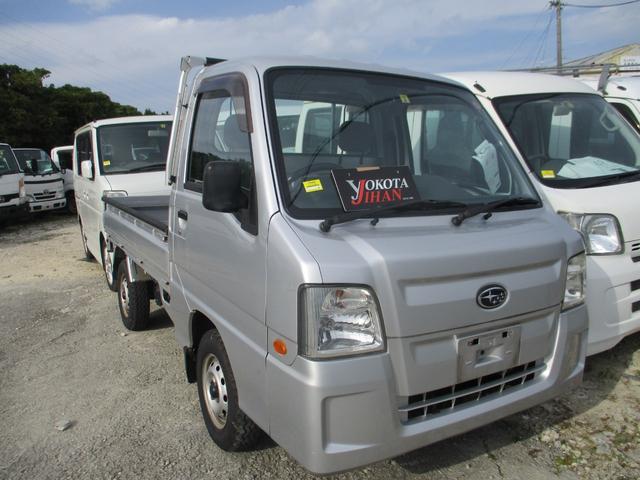 沖縄県中頭郡西原町の中古車ならサンバートラック TB 4WDオートマ車エアコンパワステ付き