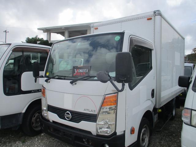 沖縄県中頭郡西原町の中古車ならアトラストラック  パネルバン1350K積載