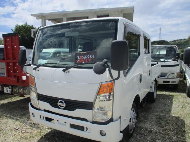 沖縄県中頭郡西原町の中古車ならアトラストラック WキャブスーパーローDX 1750K積載