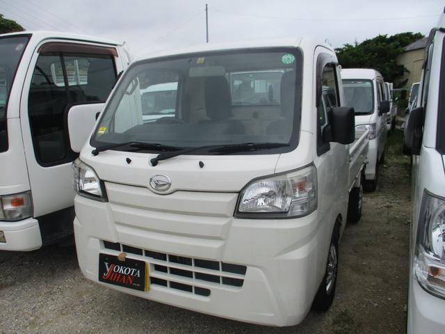 沖縄県の中古車ならハイゼットトラック スタンダード 2WD