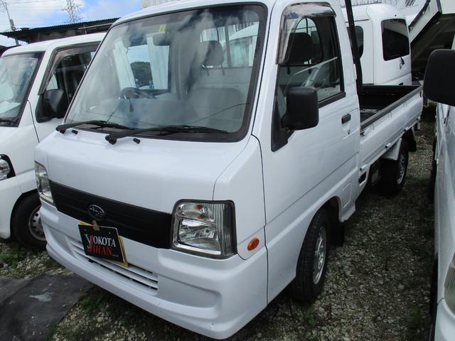 沖縄県の中古車ならサンバートラック パネルバン 4WD