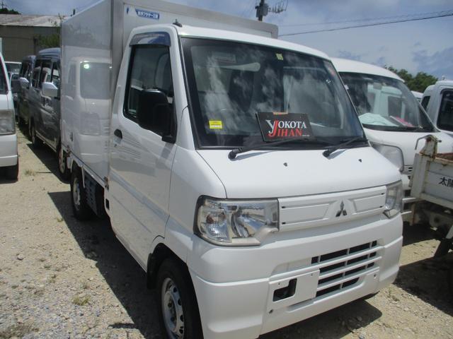 沖縄県中頭郡西原町の中古車ならミニキャブトラック  冷凍車