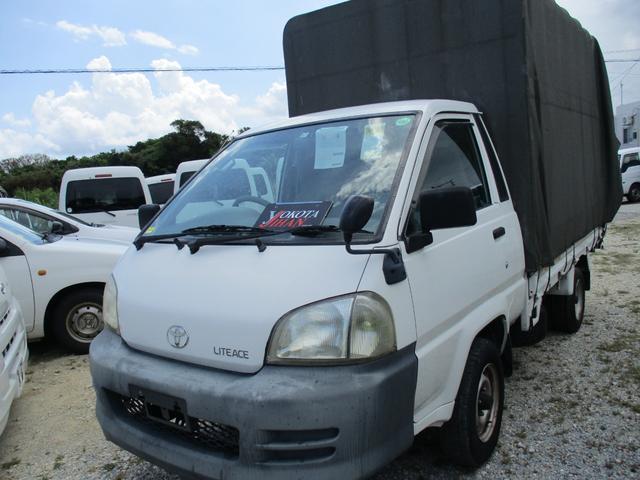 沖縄県の中古車ならライトエーストラック ロングDX