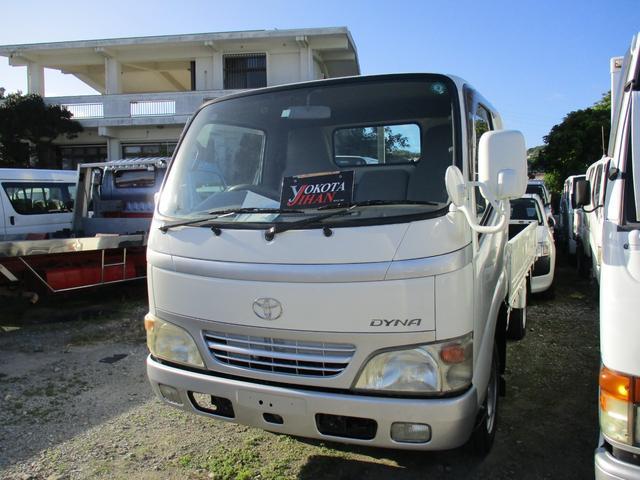 沖縄県の中古車ならダイナトラック  1.5t低床
