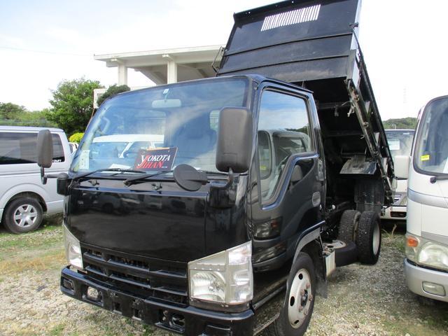 沖縄県中頭郡西原町の中古車ならアトラストラック 強化ダンプDX