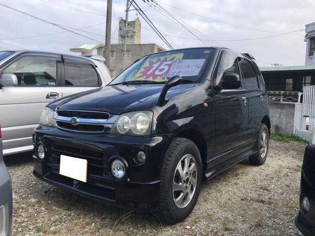 沖縄県豊見城市の中古車ならテリオスキッド キスマークL