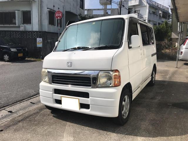 沖縄県うるま市の中古車ならバモス