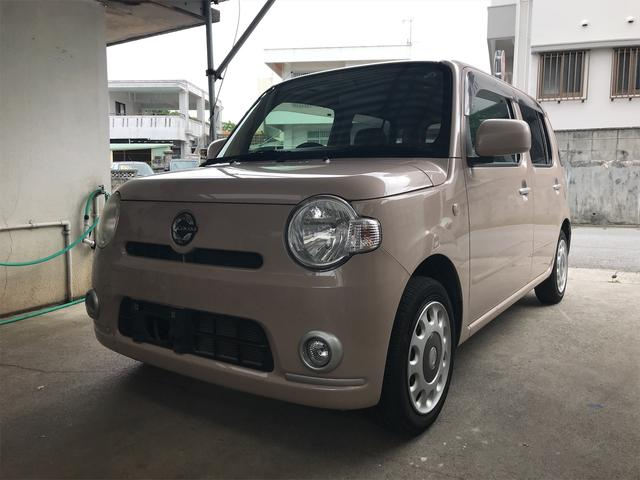 沖縄県の中古車ならミラココア ココアX CD インパネAT ベンチシート スマートキー パワーウインドウ