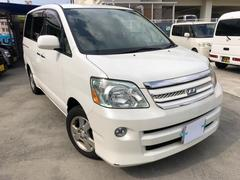 沖縄の中古車 トヨタ ノア 車両価格 39万円 リ済込 平成17年 11.2万K ホワイト