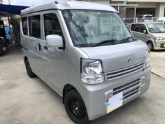 沖縄の中古車 スズキ エブリイ 車両価格 113万円 リ済込 平成30年 4K グレー