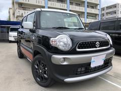 沖縄の中古車 スズキ クロスビー 車両価格 168万円 リ済込 平成30年 6K ブラック