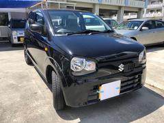 沖縄の中古車 スズキ アルト 車両価格 69万円 リ済込 平成30年 13K ブラック