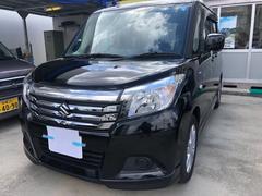 沖縄の中古車 スズキ ソリオ 車両価格 178万円 リ済込・追 平成30年 50K ブラックM