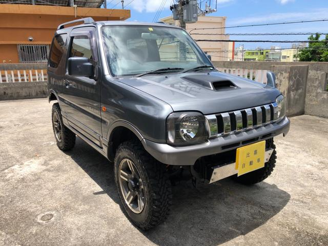 沖縄県那覇市の中古車ならジムニー ランドベンチャー 3インチリフトアップ・カスタム車