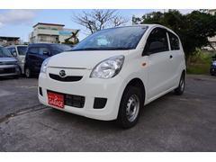 沖縄の中古車 ダイハツ ミラ 車両価格 24万円 リ済別 平成20年 3.0万K ホワイト