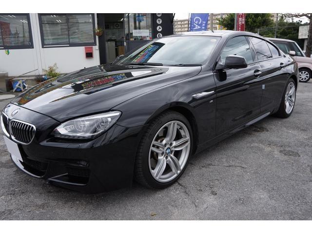 BMW 6シリーズ 640iグランクーペ Mスポーツ (検32.2)
