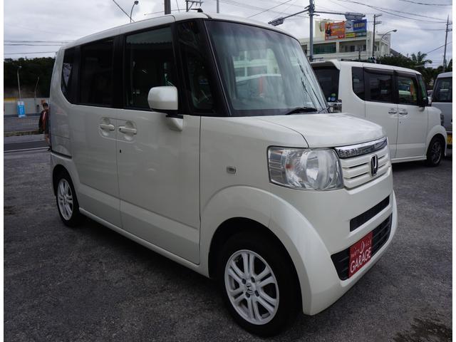 沖縄県の中古車ならN-BOX G・Lパッケージ 車検2年付き、安心の2年保証付き