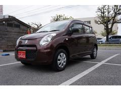 沖縄の中古車 スズキ アルト 車両価格 48万円 リ済別 平成24年 5.6万K ブラウン