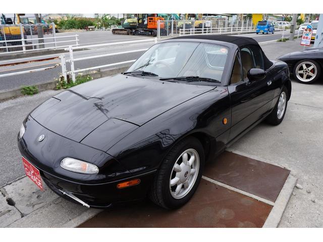 沖縄県の中古車ならユーノスロードスター Vスペシャル 希少車 内装キレイ